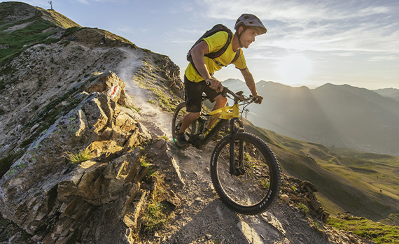 Bici Elettriche Commerciale Reginato